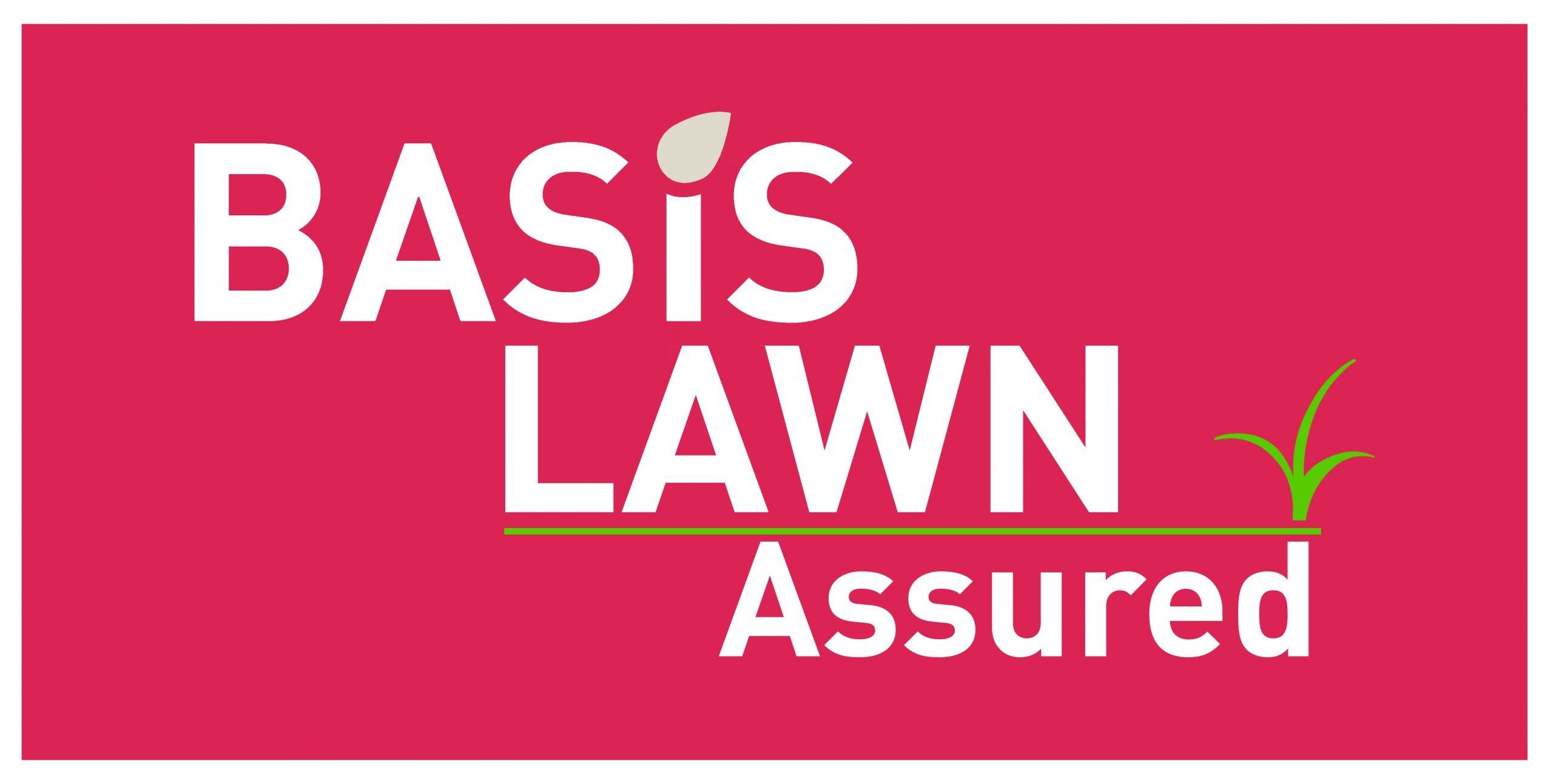 basis lawn assured logo new logo