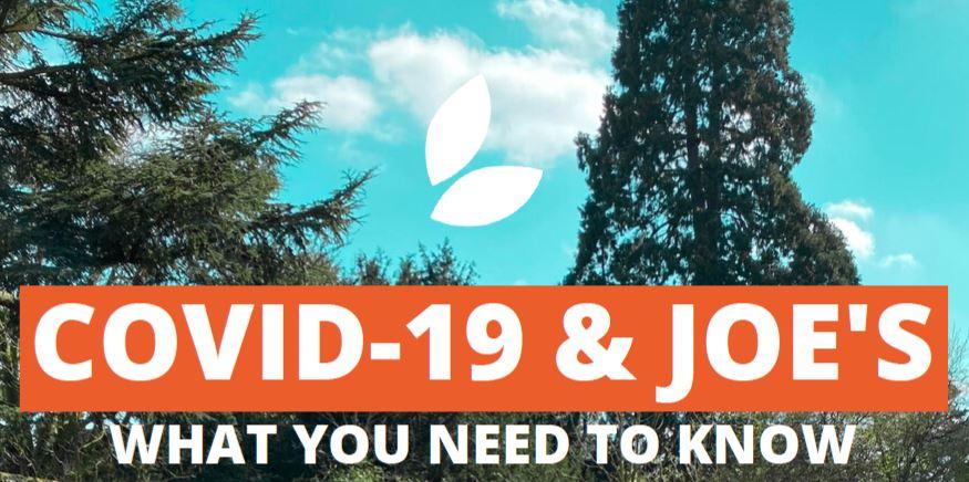 covid-19 & joe's
