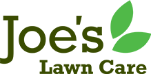 Joe's Lawn Care Logo