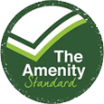 The Amenity Standard Logo