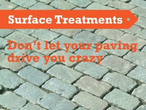 paving clean - Surface treatments